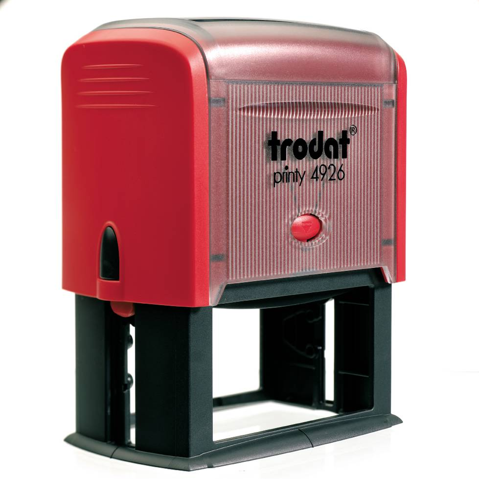 Trodat Printy 4926 Self Inking Rubber Stamp *SPECIAL OFFER*