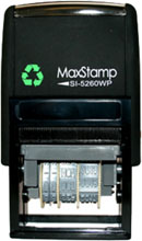 MaxStamp SI-5260/D Dater Stamp