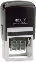 Colop Printer 53 Custom Dater Stamp