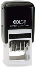 Colop Printer Q24 Custom Dater Stamp
