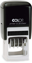 Colop Printer Q30 Custom Dater Stamp