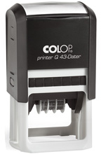 Colop Printer Q43 Custom Dater Stamp