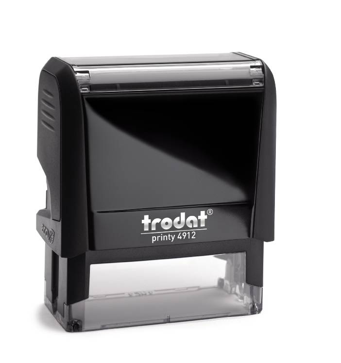 Trodat Printy 4912 Self Inking Rubber Stamp 4.0