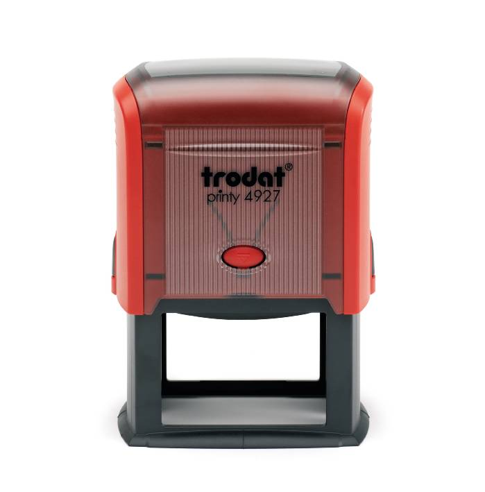 Trodat Printy 4927 Self Inking Rubber Stamp