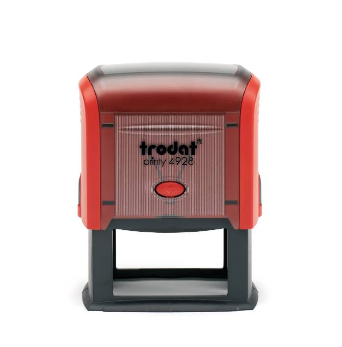 Trodat Printy 4928 Self Inking Rubber Stamp