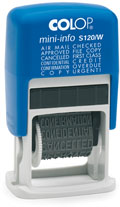 Self Inking Band Stamps
